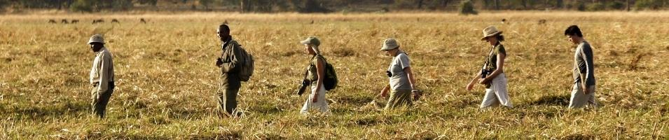 Kenya Active Adventure Tours 2019 - 2020 -  Kenya Walking Safari