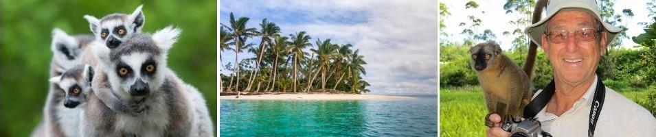 Lemurs & Beach Exclusive Tours 2018 - 2019 -  Madagascar