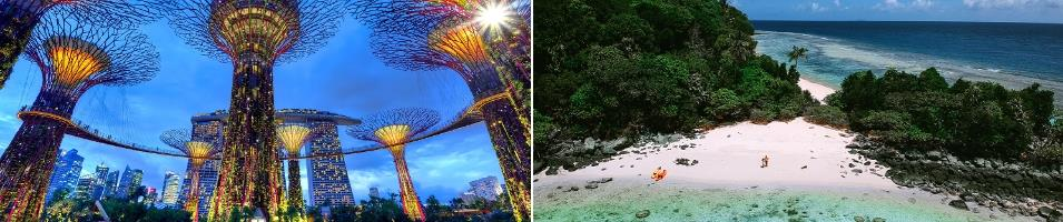 Singapore & Indonesia Elite Tours 2019 - 2020 -  Singapore and Indonesia Elite