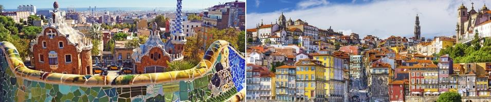 Spain & Portugal Grand Journey Tours 2019 - 2020 -  Barcelona and Porto