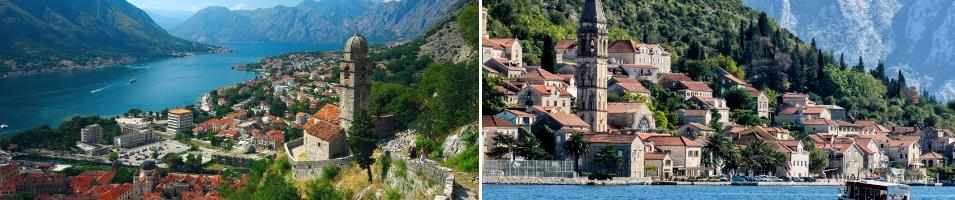 Montenegro Highlights Tours 2019 - 2020 -  Montenegro