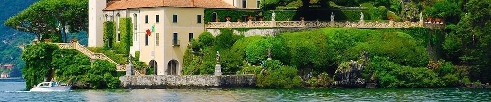 Lakes of Northern Italy Tours 2020 - 2021 -  Lake Como