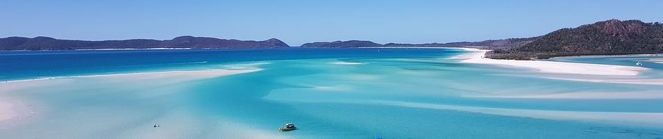 Australia's Coast & The Whitsunday Islands Tours 2020 - 2021 -  Whitsunday Islands