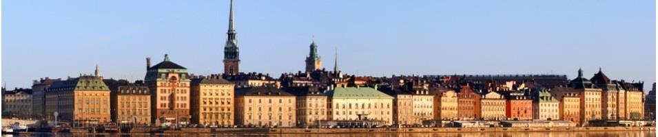 Stockholm Discovery Tours 2017 - 2018 -  Stockholm City Banner