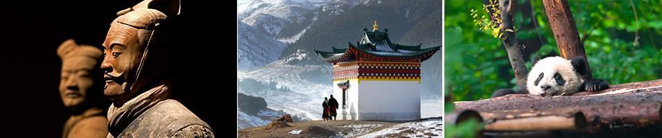 Luxury China & Tibet Exclusive Tours 2020 - 2021 -  Tibet