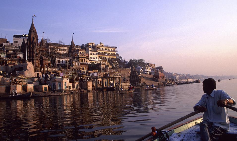 Experience the unique culture of Varanasi.