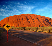 Australia & New Zealand Grand Explorer Tours 2017 - 2018 -  Ayers Rock