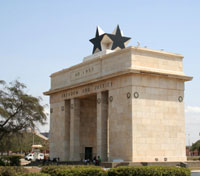 Treasures of West African History & Culture Tours 2018 - 2019 -  Accra