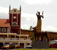 Treasures of West African History & Culture Tours 2018 - 2019 -  Kumasi