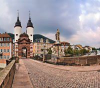 Rhine River & Black Forest Discovery Tours 2017 - 2018 -  Heidelberg