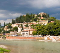 Alpine Peaks of Northern Italy Tours 2019 - 2020 -  Verona