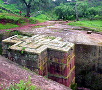 Treasures of Ethiopia Tours 2017 - 2018 -  Lalibela