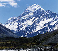 New Zealand: Tip to Tip  Tours 2020 - 2021 -  Mount Cook