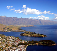 New Zealand Grand Tour Tours 2017 - 2018 -  Queenstown