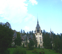 Bulgaria & Romania Highlights Tours 2017 - 2018 -  Peles Castle