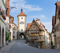 Romantic Road Discovery Tours 2019 - 2020 -  Rothenburg