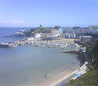 Western Wales Highlights Tours 2017 - 2018 -  Tenby