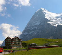 Allure of the Alps: Switzerland & Italy Tours 2017 - 2018 -  Interlaken