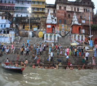Ganges, Tigers & Taj Signature Tours 2018 - 2019 -  Varanasi