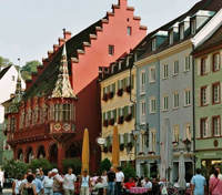 Rhine River & Black Forest Discovery Tours 2017 - 2018 -  Freiburg