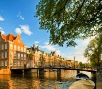 Amsterdam, Paris & London Tours 2017 - 2018 -  Amsterdam