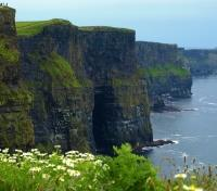 Celtic Roots of Ireland Tours 2019 - 2020 -  Cliffs at County Claire