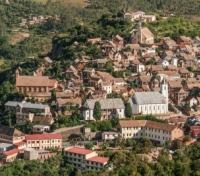 Madagascar Signature - Lemurs, Landscapes and Beach Tours 2017 - 2018 -  Fianarantsoa - Old City View