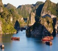 Vietnam & Cambodia Signature Tours 2017 - 2018 -  Halong Bay