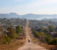 Mysteries of Myanmar Tours 2019 - 2020 -  City View of Kalaw