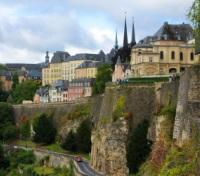 Picturesque Luxembourg