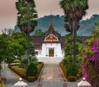 Laos Signature Tours 2017 - 2018 -  Luang Prabang Royal Palace