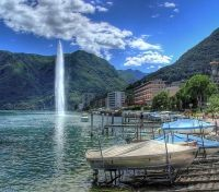 Allure of the Alps: Switzerland & Italy Tours 2017 - 2018 -  Lugano