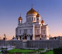Moscow to St Petersburg Cruise  Tours 2017 - 2018 -  Moscow