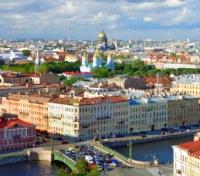 Moscow to St Petersburg Cruise  Tours 2017 - 2018 -  St. Petersburg