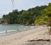 Costa Rica Highlights Tours 2017 - 2018 -  Manuel Antonio Beach