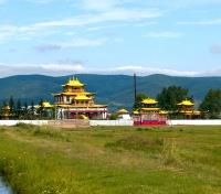 Trans-Siberian Moscow to Beijing Tours 2017 - 2018 -  Ulan Ude