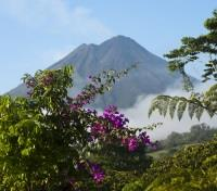 Costa Rica Cloudforest & Coast Tours 2018 - 2019 -  The Arenal Volcano