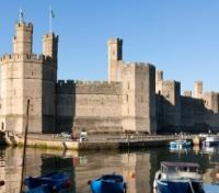 Northern Wales Highlights Tours 2017 - 2018 -  Caernarfon