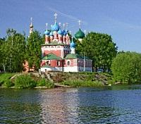 Moscow to St Petersburg Cruise  Tours 2017 - 2018 -  Volga River