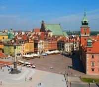 Exquisite Austria, Czech Republic & Poland  Tours 2017 - 2018 -  Warsaw