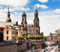 Berlin, Dresden & Prague Signature Tours 2017 - 2018 -  Bruhl Terrace, Dresden