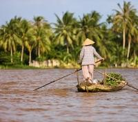 Highlights of Saigon, the Mekong, & Angkor Wat Tours 2020 - 2021 -  Mekong River