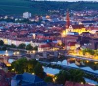 Romantic Road Discovery Tours 2019 - 2020 -  Wurzburg