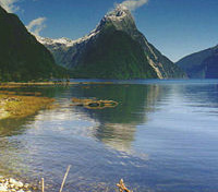 New Zealand & Fiji Signature Tours 2018 - 2019 -  Milford Sound