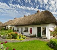 Scotland & Ireland Explorer Tours 2019 - 2020 -  Thatched Cottages of Adare