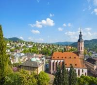 Rhine River & Black Forest Discovery Tours 2017 - 2018 -  Baden Baden