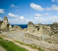 Cornwall Signature Tours 2019 - 2020 -  Tintagel Castle Ruins