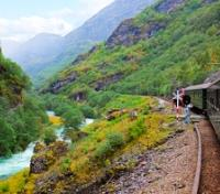 Bergen, Oslo & The Fabulous Fjords Tours 2020 - 2021 -  Flam Railway