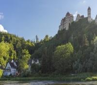 Romantic Road Discovery Tours 2019 - 2020 -  Harburg Castle