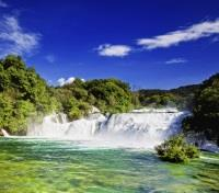 Croatia Active Adventure Tours 2020 - 2021 -  Krka Waterfalls